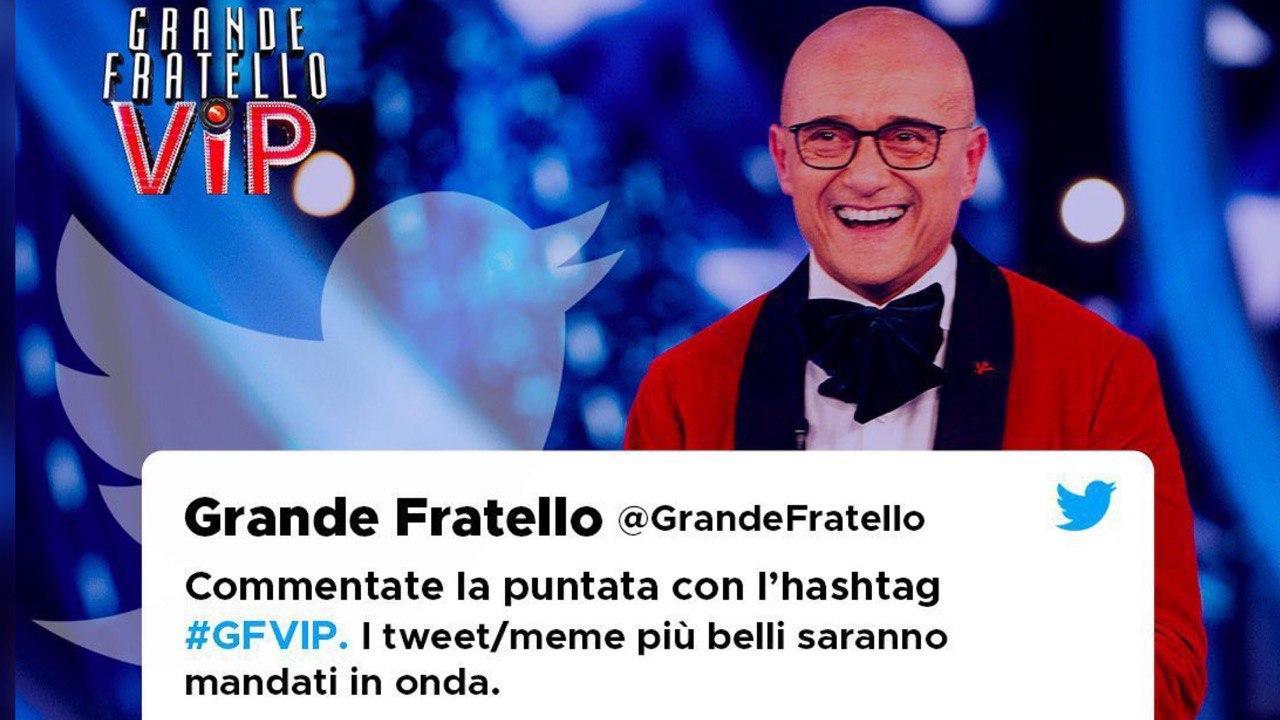 Diretta Grande Fratello Vip Streaming Prima Puntata Social E Orari Daytime