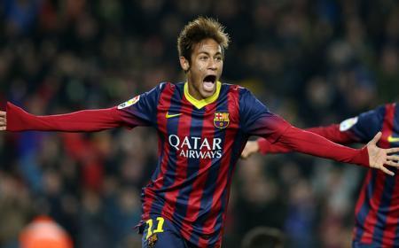 Neymar fcbarcelona.com