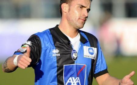 Gc Bergamo 08/01/2012 - campionato di calcio serie A / Atalanta-Milan / foto Giuseppe Celeste/Image Sport nella foto: Luca Cigarini