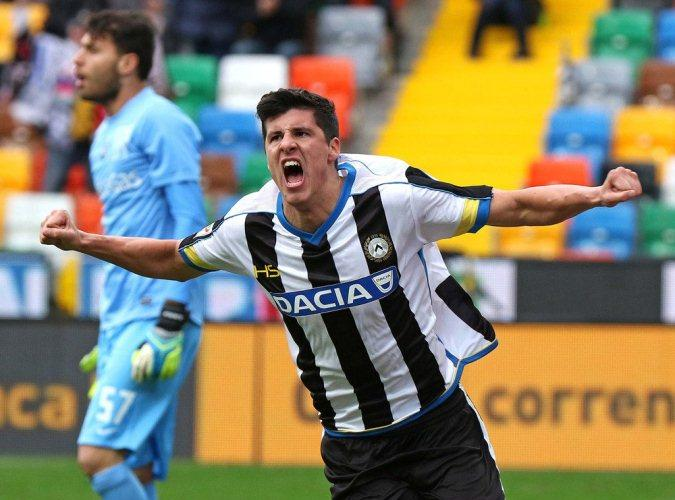 Perica Twitter Udinese