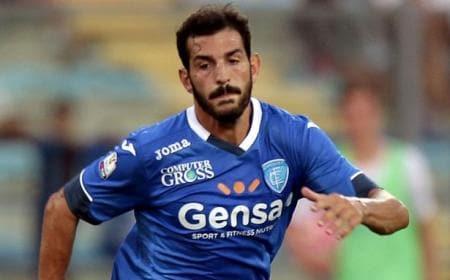 Riccardo-Saponara-of-Empoli-FC-in-action