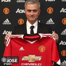 Mourinho manutd.com