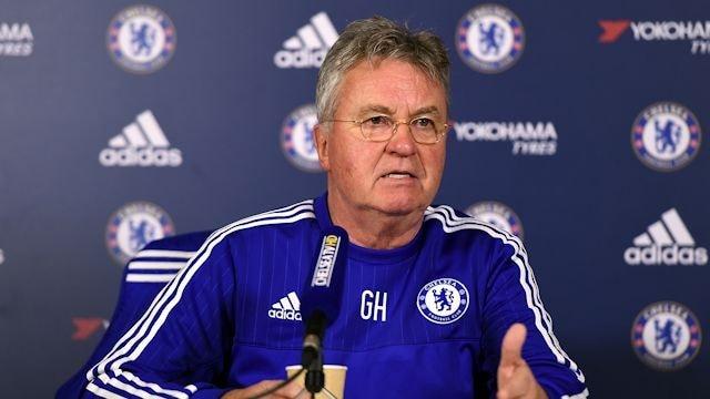 Hiddink Chelseafc.com