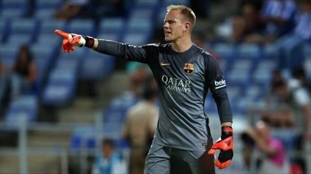 Maglia Home FC Barcelona Ter Stegen