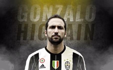 Higuain Juventus Twitter