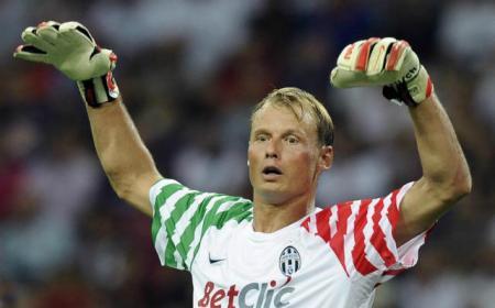 Db Milano 22/08/2010 -  trofeo Berlusconi / Milan-Juventus / foto Daniele Buffa/Image Sport nella foto: Alexander Manninger