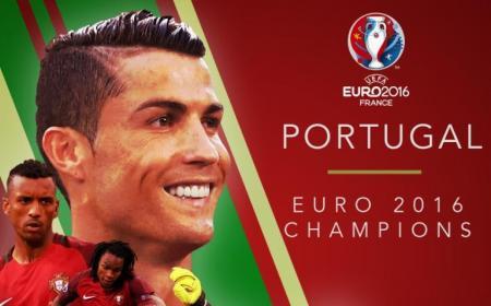 Portogallo Euro 2016 Twitter