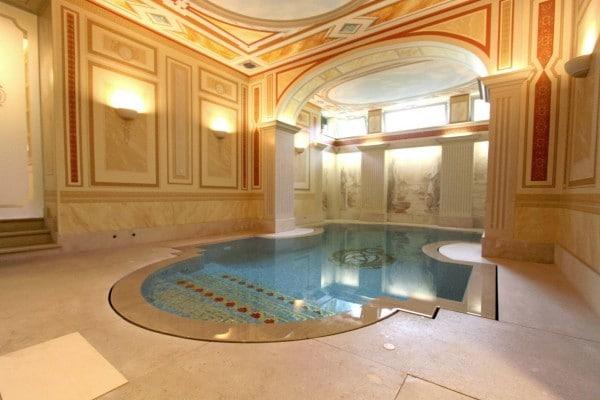 Bagno Turco Torino : Ecco villa higuain nel centro di torino residenza da mille e una
