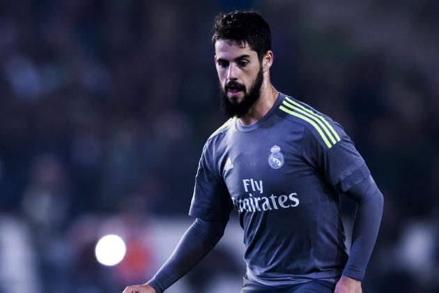Isco Real Madrid bleacherreport com