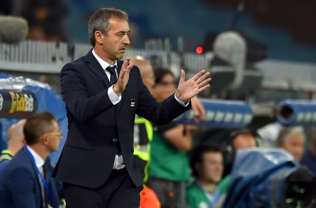 giampaolo-in-panchina-sampdoria-twitter
