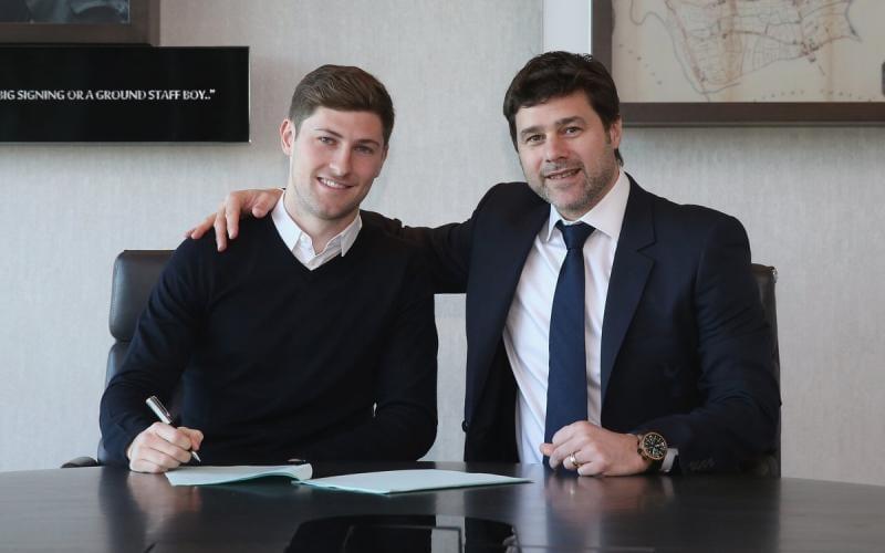 Davies Tottenham
