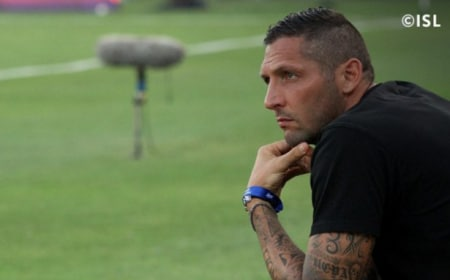 Materazzi Indian Super League Twitter
