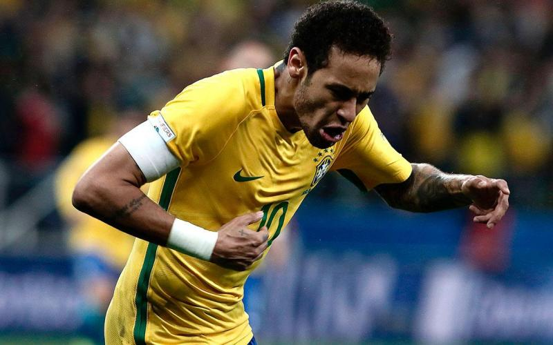 Neymar Brazil Foto: Sports Illustrated