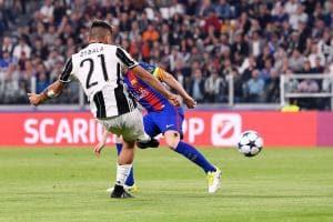 Dybala Twitter Juventus