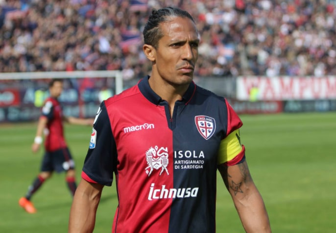 Bruno Alves Cagliari Twitter