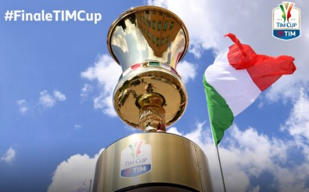 Coppa Italia finale 2017 Serie A Twitter