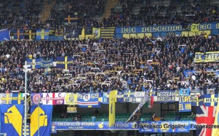 Verona Curva Foto: Hellas Verona Twitter