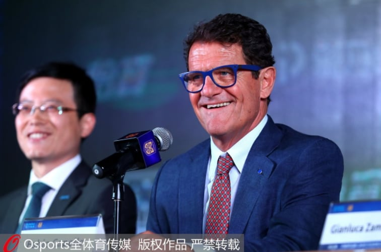 Capello Suning Foto: Osports Media