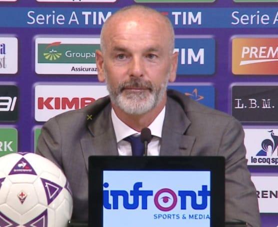 Pioli presentazione conferenza Fiorentina Twitter