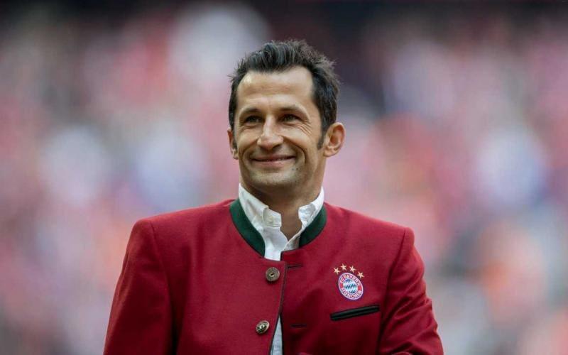 Salihamidzic nuovo ds conferenza Bayern Monaco Twitter