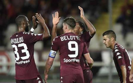 Belotti Twitter Torino