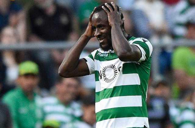 Doumbia Seydou Sporting Lisbona Foto A Bola