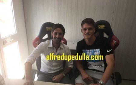 Szabo e Ariatti firma Genoa