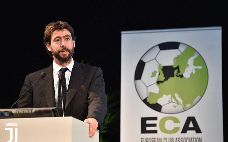 Agnelli ECA Foto Juventus Twitter