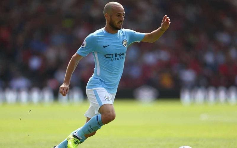 David Silva Manchester City Foto City Watch