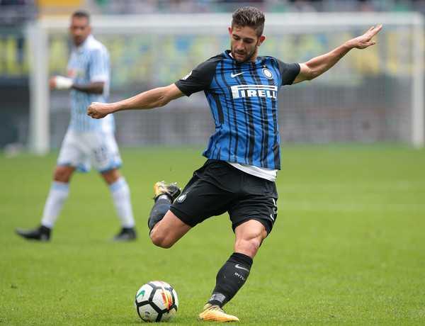 Gagliardini Inter 17-18 zimbio