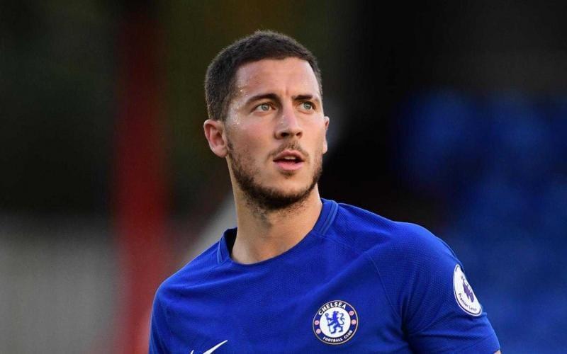Hazard Chelsea 17-18 Foto Evening Standard