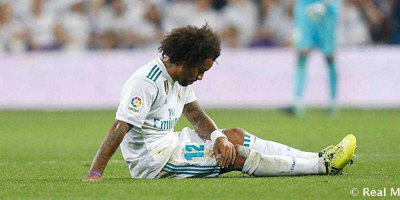 Marcelo Twitter Real Madrid