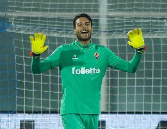 Sportiello Twitter ufficiale Fiorentina
