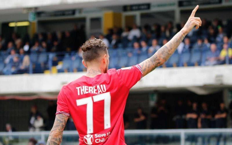 Thereau gol vs Verona Fiorentina Twitter