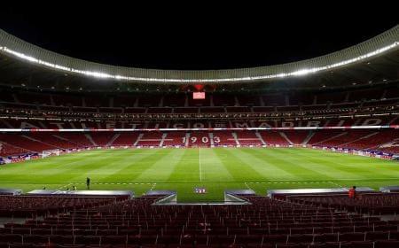 Wanda Metropolitano Atletico Twitter