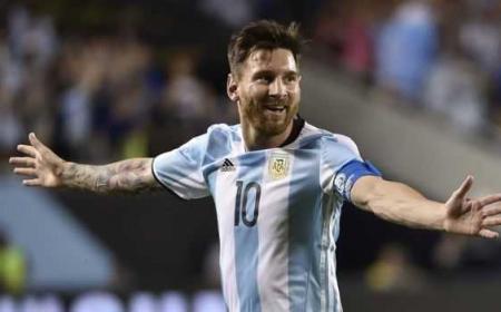 Messi vs Ecuador Foto: futbolabilceleste