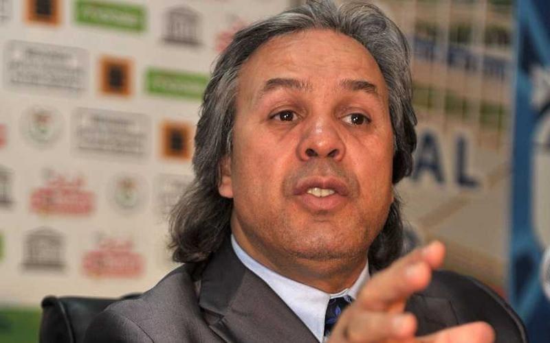 Rabah Madjer Foto algeriepatriotiquecom