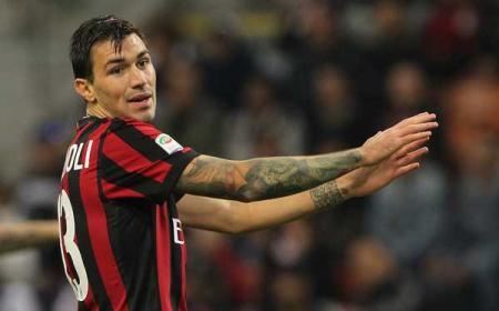 Romagnoli Milan 17-18 zimbio