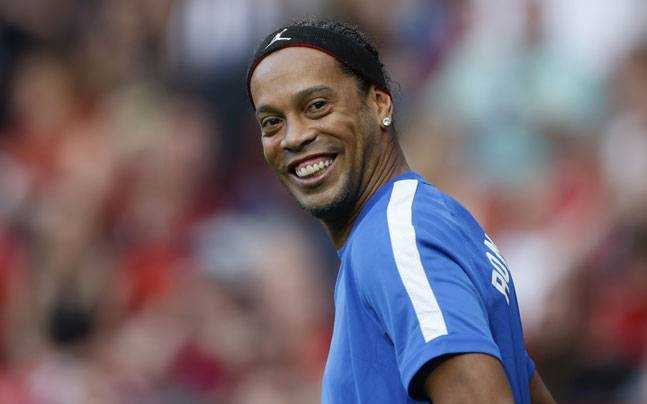 Ronaldinho Foto India Today