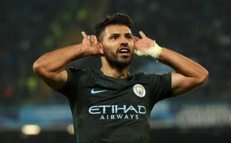 Aguero Twitter ufficiale Manchester City