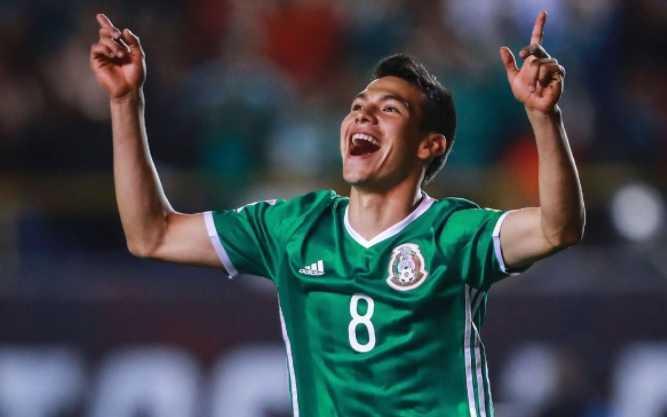 Lozano Messico Foto ESPN