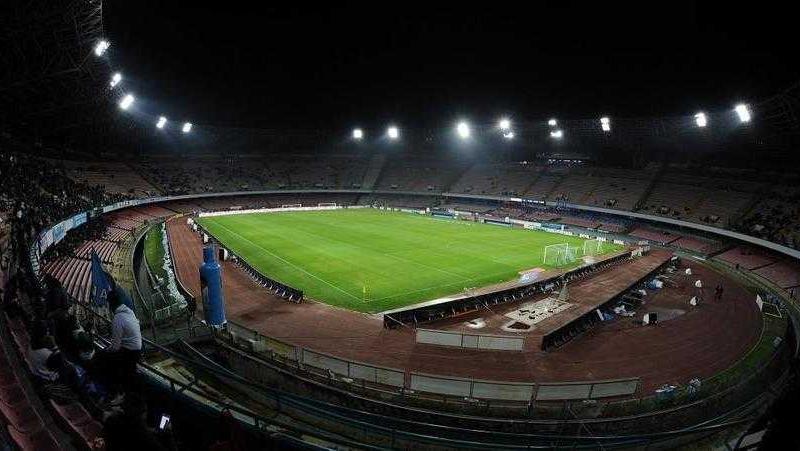 San Paolo Stadio Foto fourfourtwo