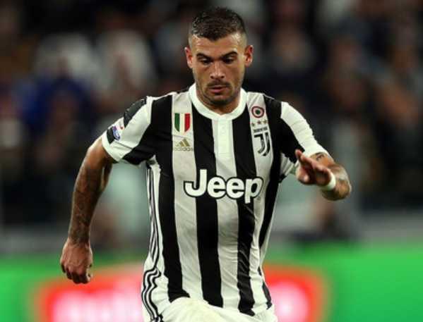 Sturaro Juventus 17-18 Foto zimbio