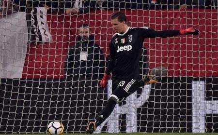 Szczesny Juventus 17-18 zimbio