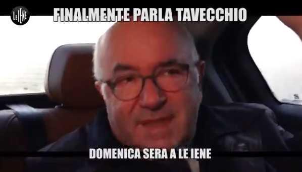Tavecchio Carlo Iene Twitter