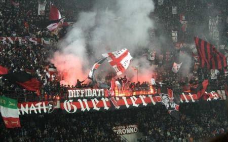 Tifosi Milan everystockphoto.com