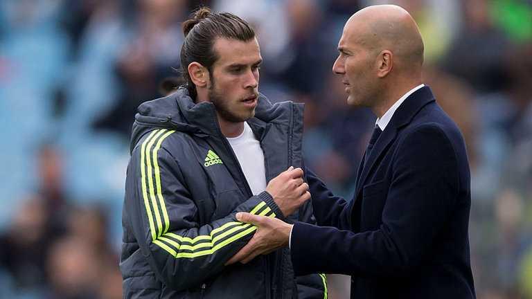 Zidane e Bale Foto brilanet