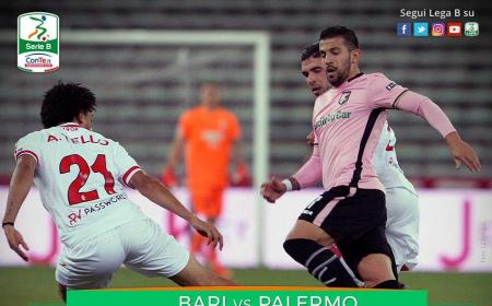 Bari Palermo 0-3