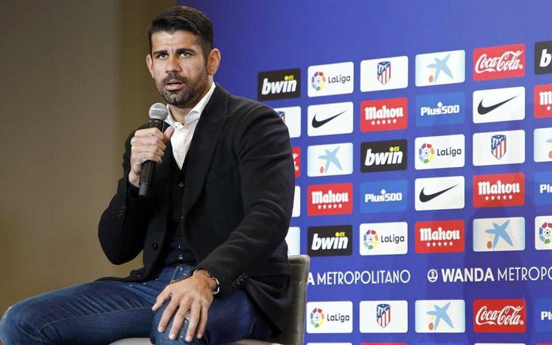 Diego Costa conferenza Atletico Twitter