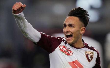 Edera gol vs Roma Coppa Foto zimbio